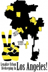 Legalize Urban Beekeeping