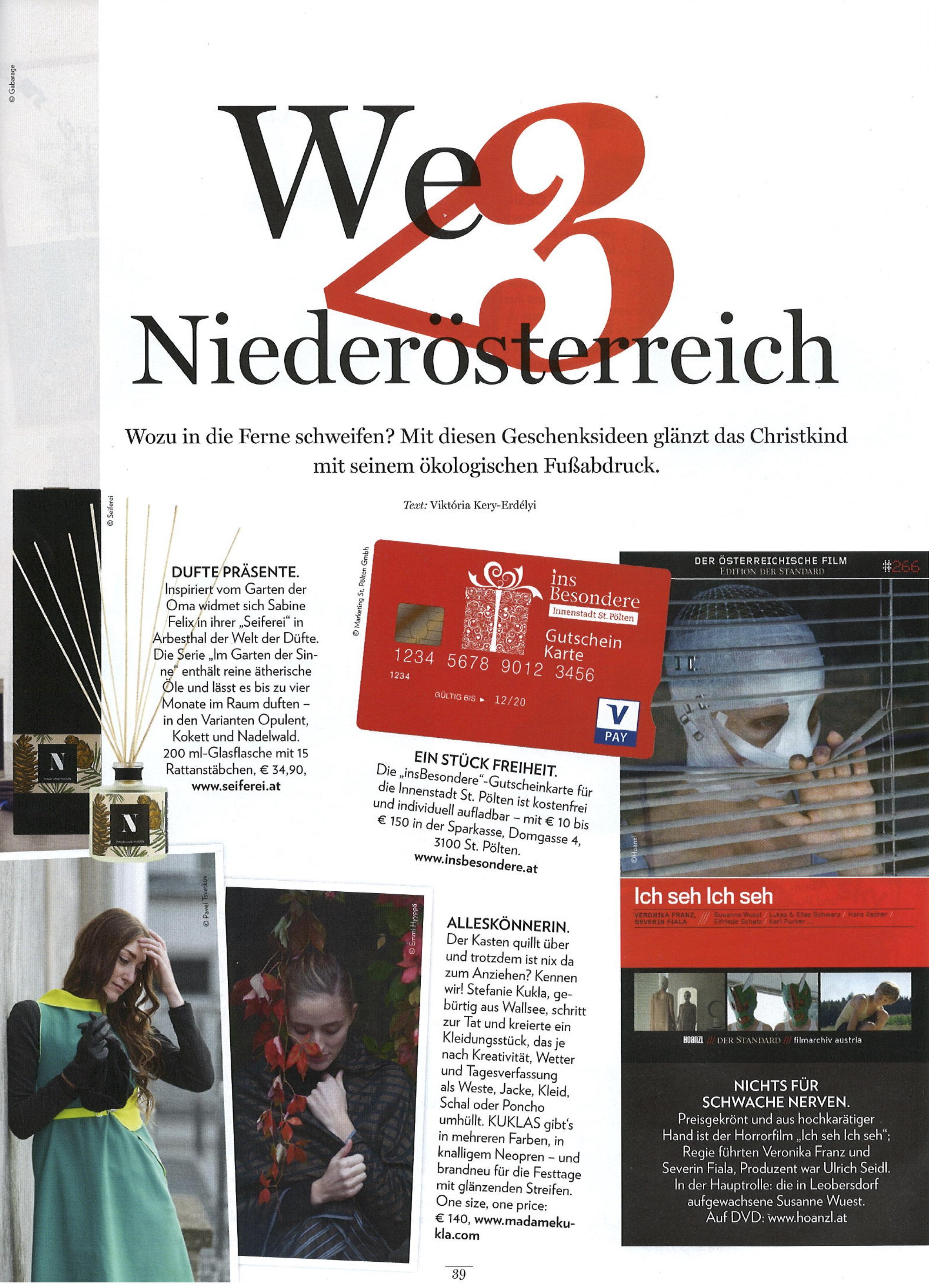 Artikel-die Niederösterreicherin-KUKLA-Festtage