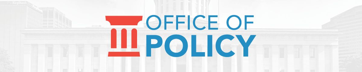 Office of Policy logo
