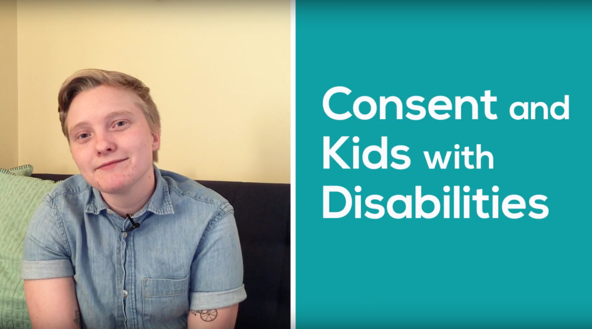 Consent and Kids with Disabilities
