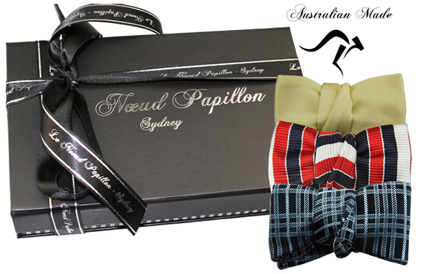 Lucky Dip Bow Ties Are Back