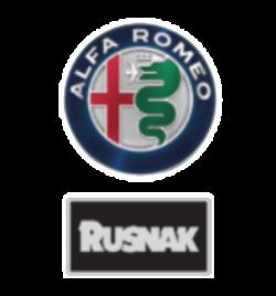 Alfa Romeo Rusnak Logo
