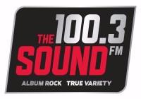 The Sound 100.3 logo