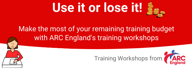 Workshops available from ARC England