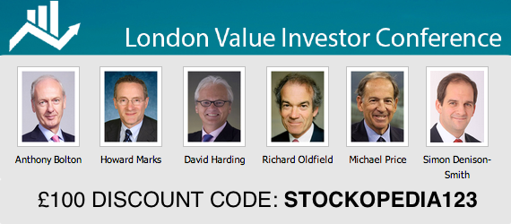 Anthony Bolton at the UK Value Investor Conference