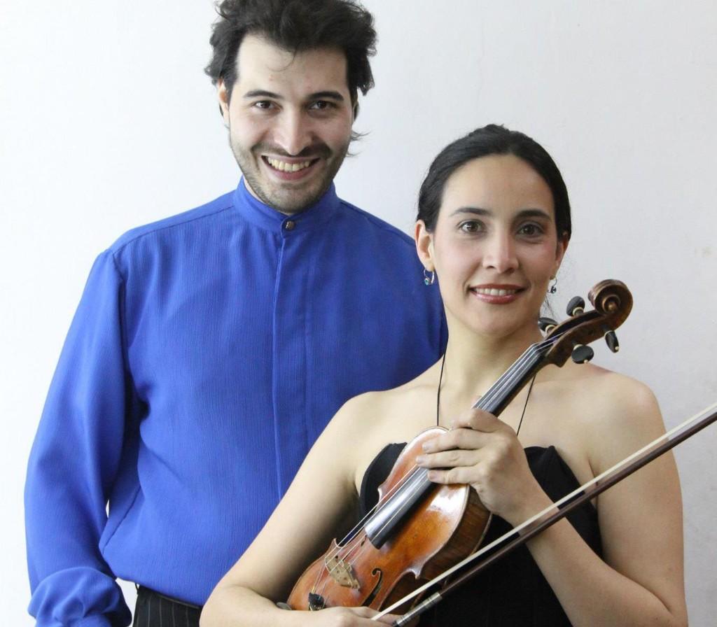 Dúo Isas-Kwiek (Violín y piano) - Próximos conciertos