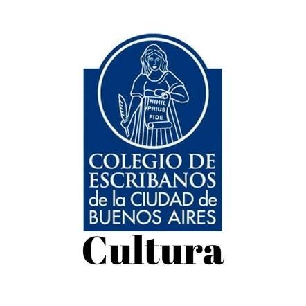 Agenda Cultural del Colegio de Escribanos