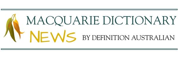 Macquarie Dictionary News