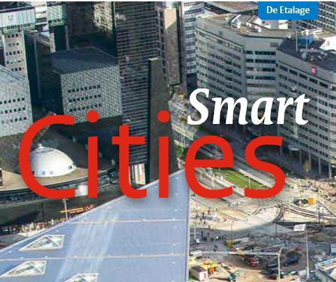 Smart Cities in de Etalage