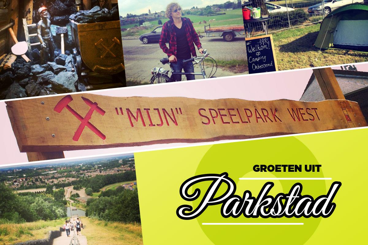 Groeten uit Parkstad Limburg