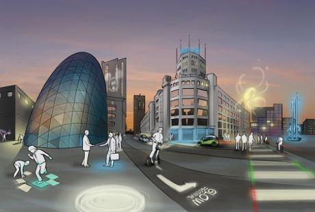 Roadmap Eindhoven - de weg naar slim licht