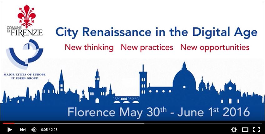 City Renaissance in the Digital Age