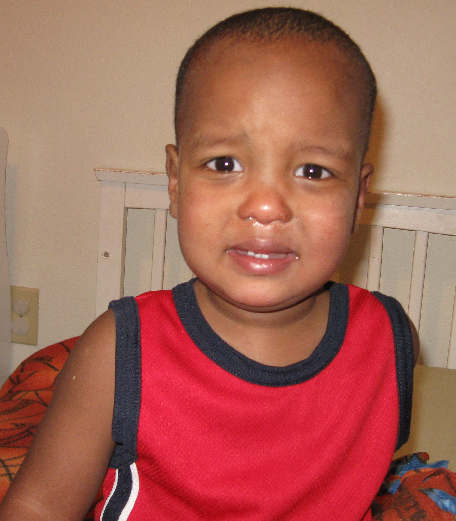 Elias Crying