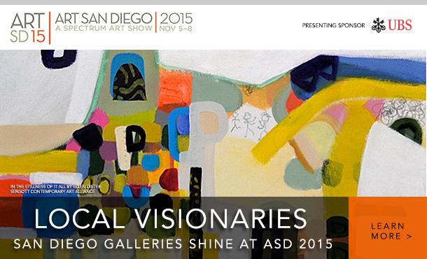 Art San Diego 2015 - Local Visionaries