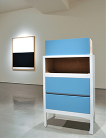 Roy McMakin / Untitled (with one drawer that doesn't fit)