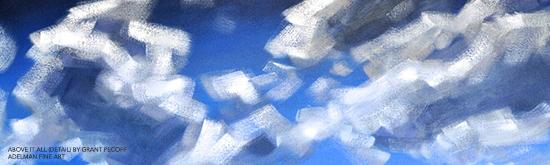 Adelman Fine Art – Above It All by Grant Pecoff