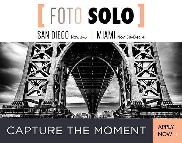 Announcing [FOTO SOLO] at Art San Diego/Spectrum Miami