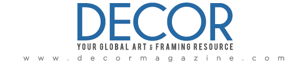 DECOR Magazine — Your Global Art & Framing Resource