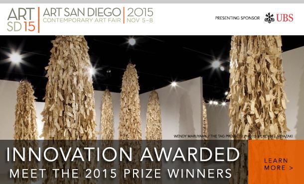 ASD15 – San Diego Art Prize Winners