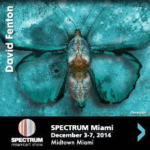 David Fenton — SPECTRUM Miami Dec. 3-7, 2014