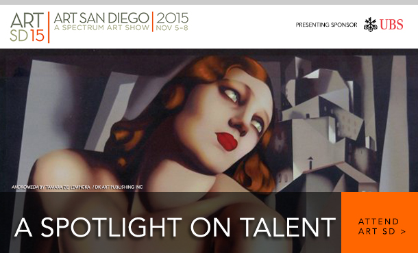 Art San Diego 2015 – Attend