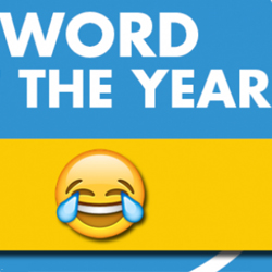 Word of the year 2015 - ein Emoji