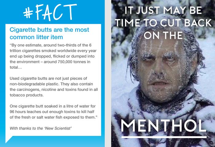 Fact, Menthol