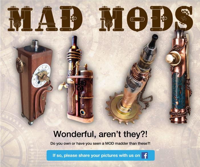 Mad mods