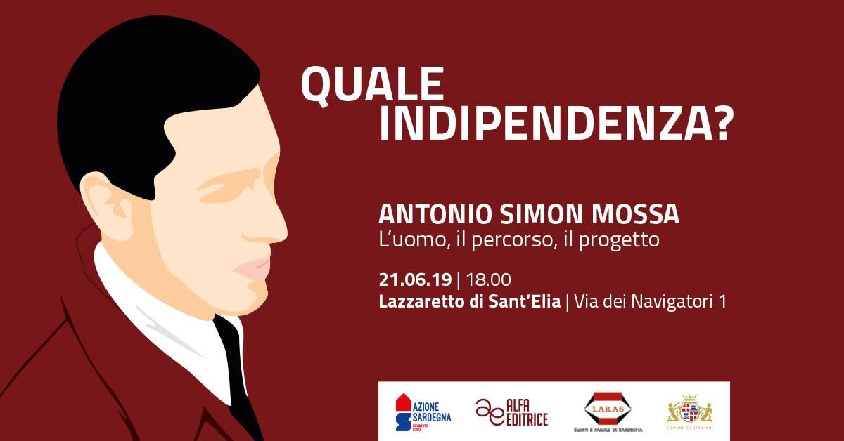 Questa sera, dalle 18.00, negli spazi del Lazzaretto Sant'Elia di Cagliari, si terrà un incontro sulla figura di Antonio Simon Mossa.