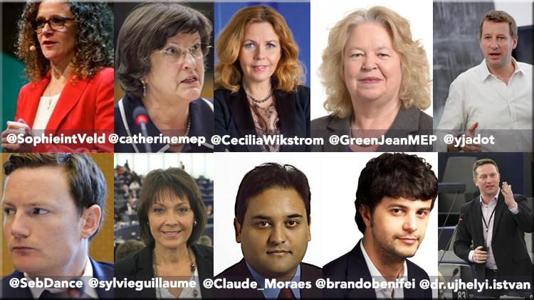 Brexit : Sylvie Guillaume et neuf autres députés européens expriment leurs inquiétudes à Theresa May 3d7f4255-a9db-4920-8f72-5ac5d6baa055
