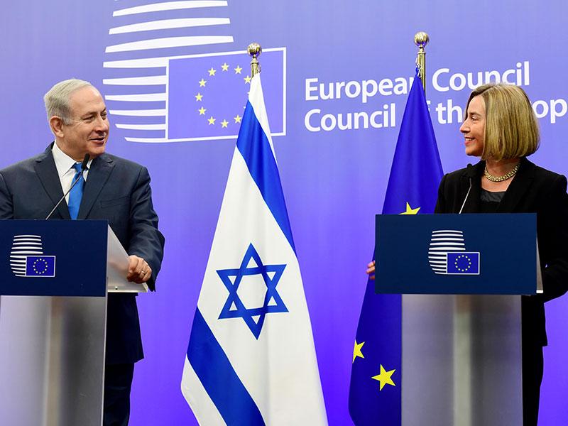 Focus : Visite de travail du PM Netanyahu 11 décembre 2017