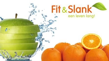 Blijf op de hoogte met de maandelijkse nieuwsbrief van Fit & Slank