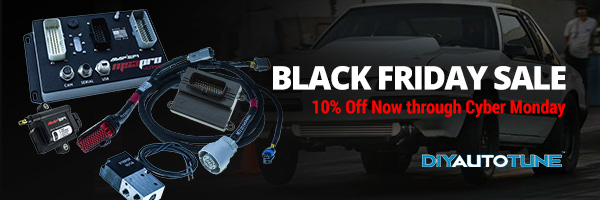 DIYAutoTune's Black Friday sale is on!