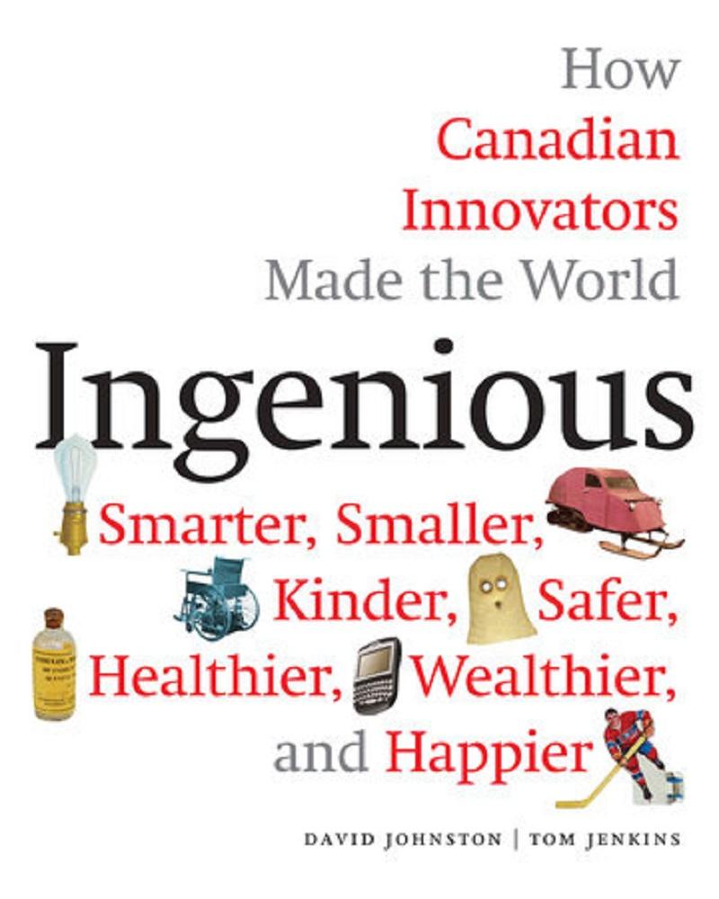 Ingenious Canadian Innovators