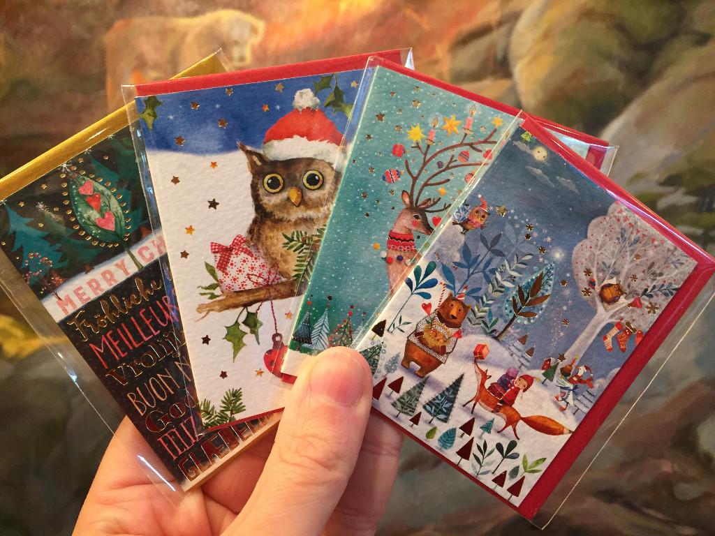 Christmas Card Mini