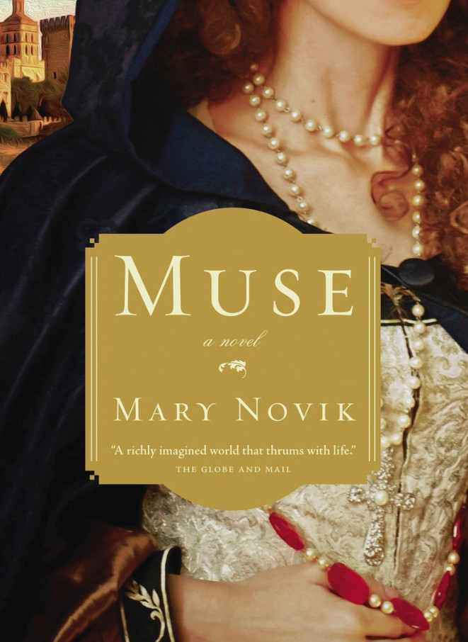 Muse by Mary Novik
