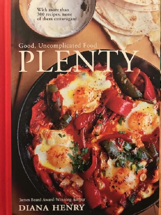 Plenty Coookbook