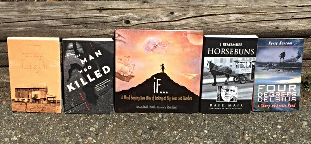 Authors for Indies Books 2016