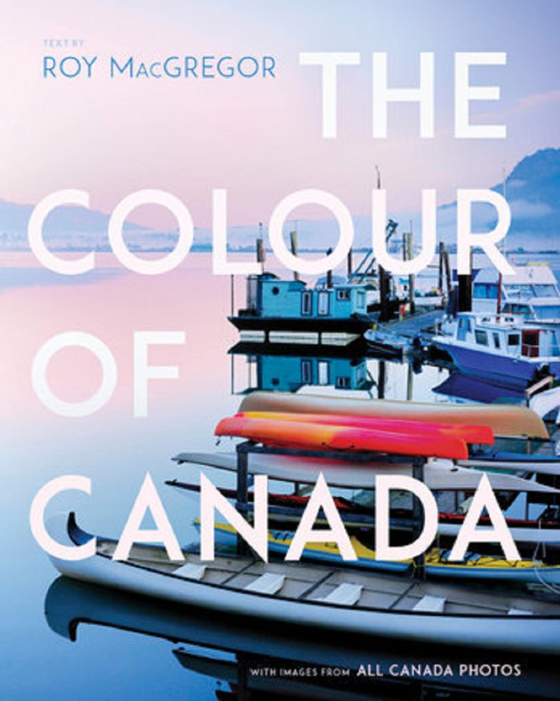 Colour of Canada