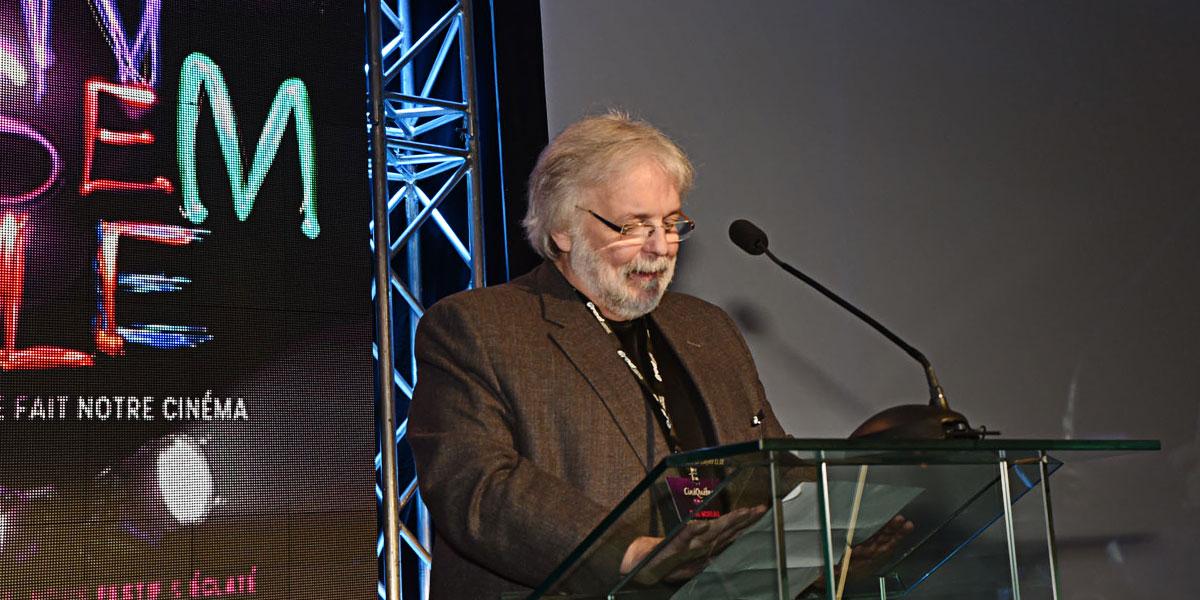 Ciné-Québec 2016 - Pierre Moreau