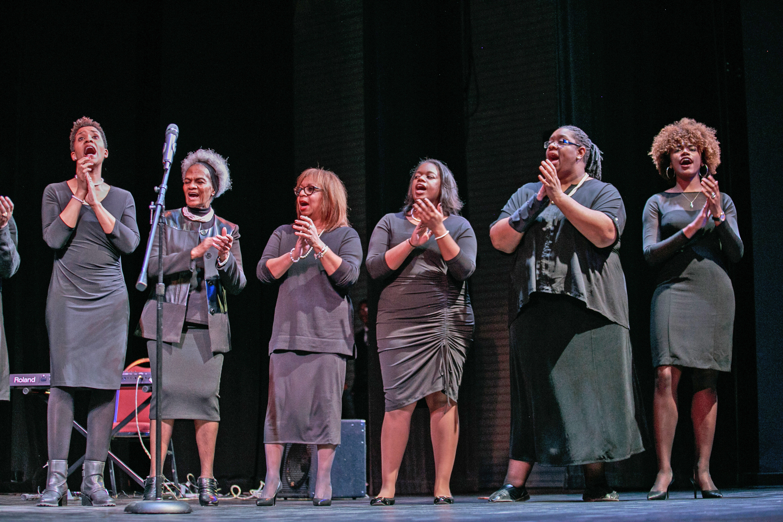 Macedonia Baptist Church Praise Ensemble