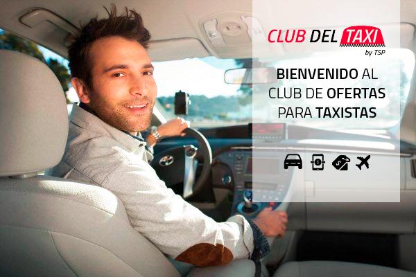 Bienvenido al club de ofertas para Taxistas