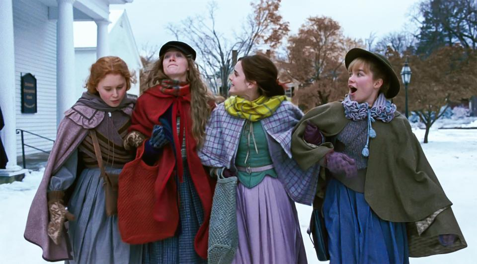 Film still from Little Women, copyright CMTG