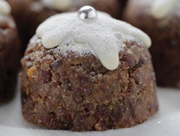 Dairy gluten sugar free Christmas Pudding