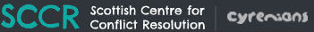 Scottish Centre for Conflict Resolution logo