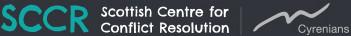 Scottish Centre for Conflict Resolution logo