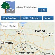i-Tree Database image