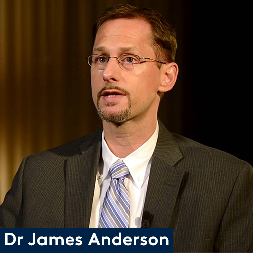 Dr James Anderson