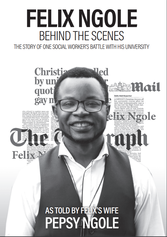Felix Ngole: Behind the scenes