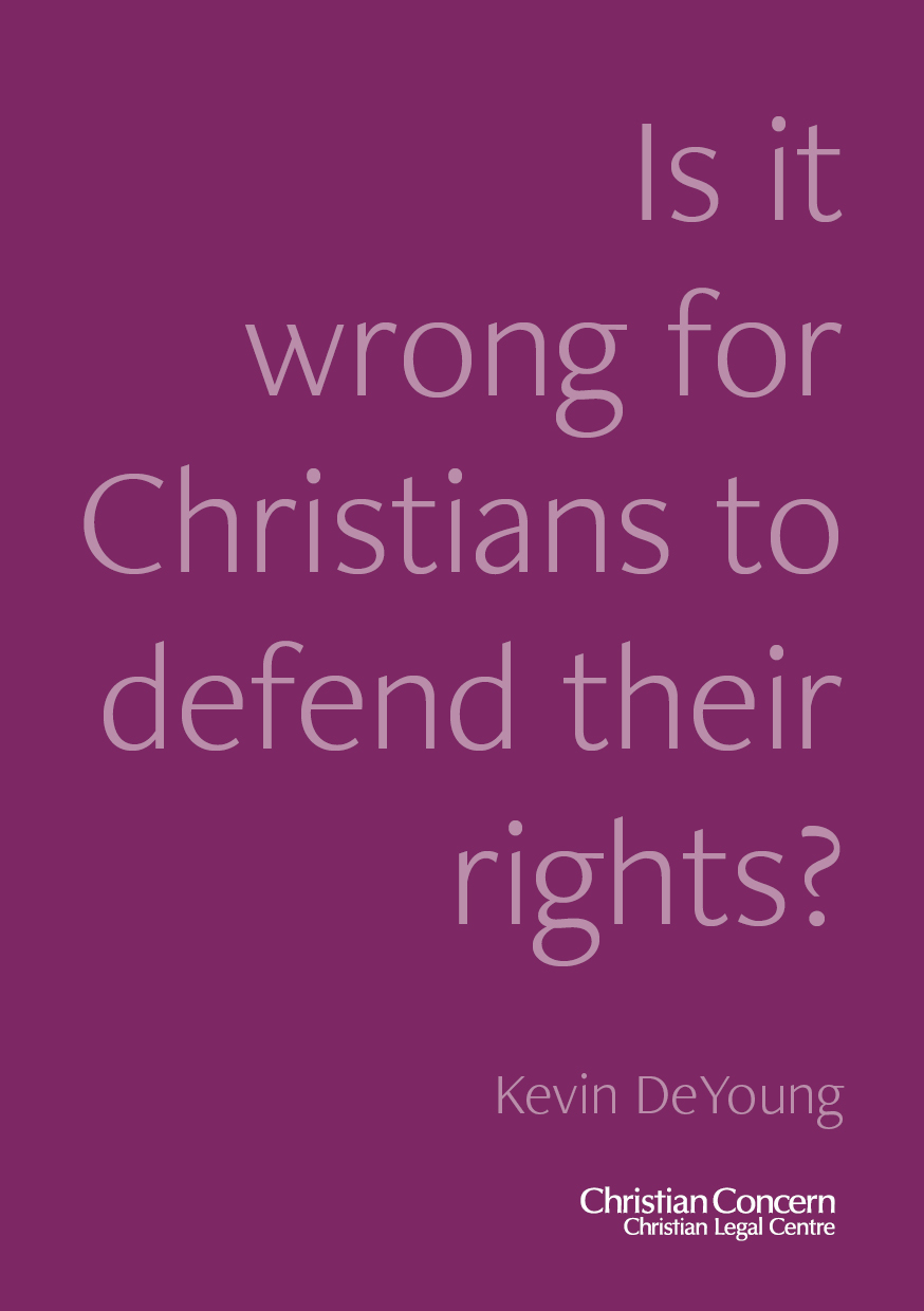 Kevin DeYoung Defence Cover